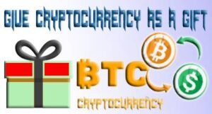 How to Give Cryptocurrency as a Gift